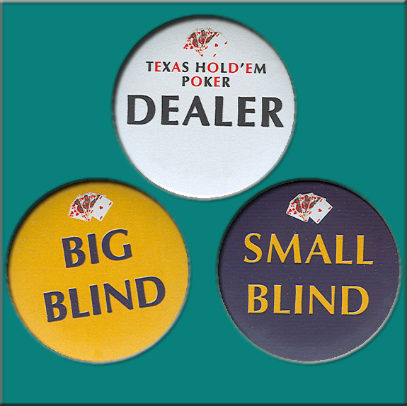 Texas holdem rules big blind small blind